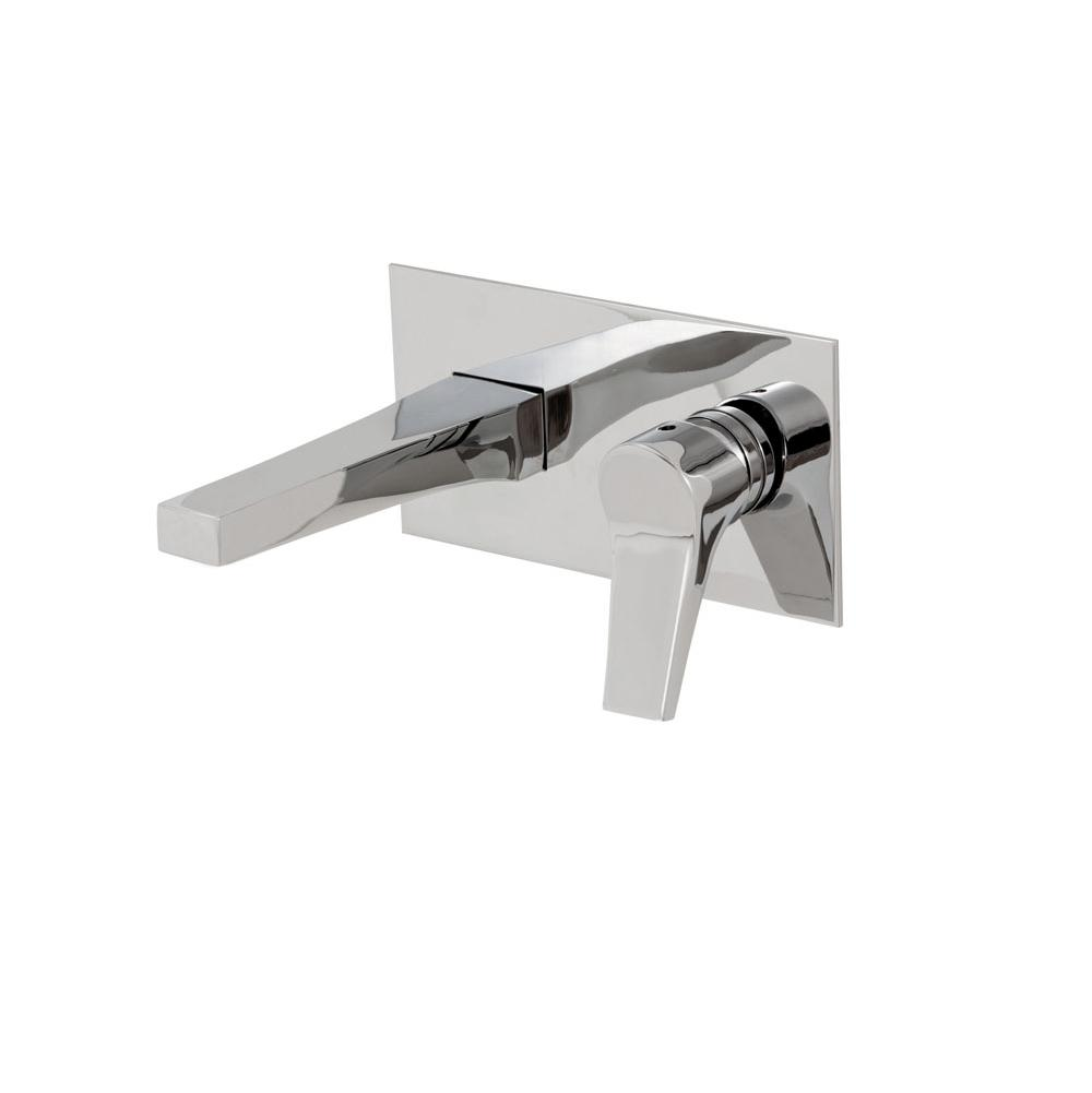 Aquabrass Wall Mounted Bathroom Sink Faucets item ABFB17029365