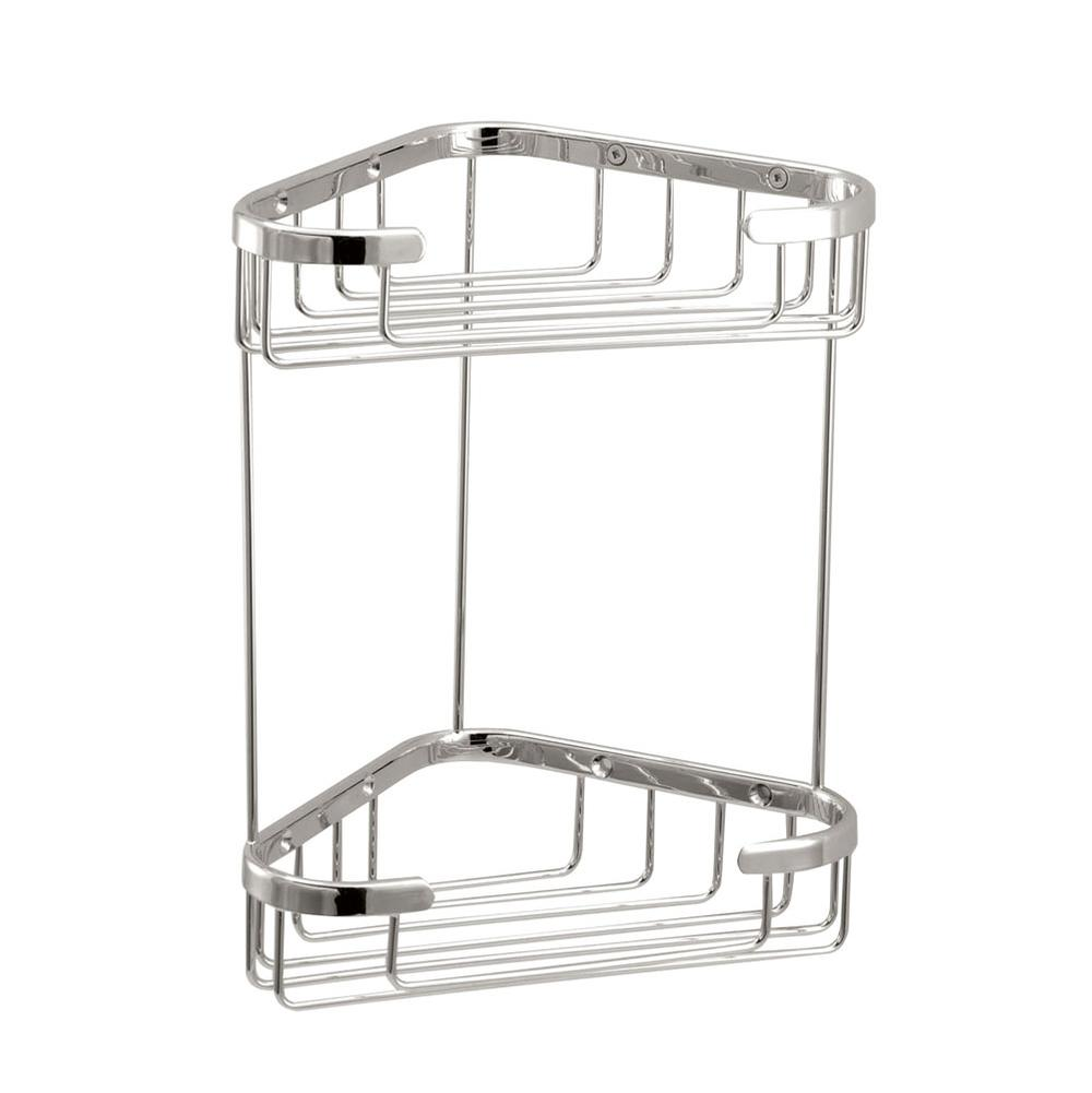 Showers Shower Accessories Shower Baskets Gold Tones | Grove Supply ...