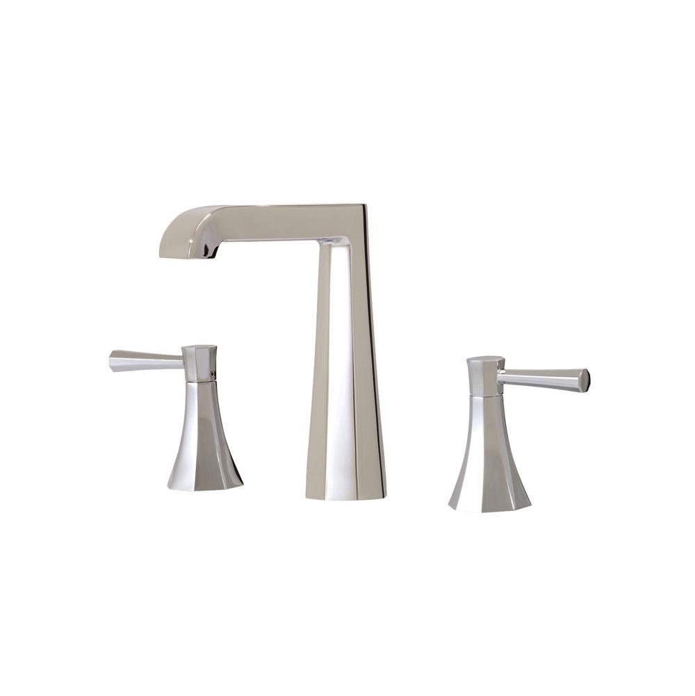 Aquabrass Widespread Bathroom Sink Faucets item ABFB53016275