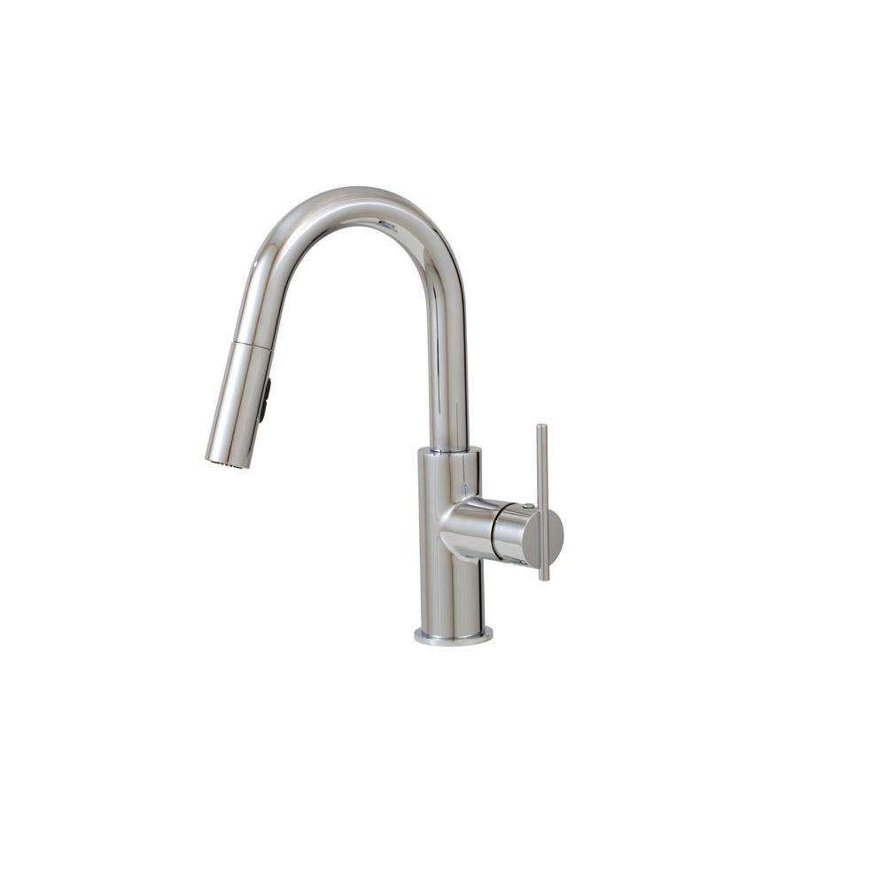 Aquabrass Faucets Kitchen Faucets Single Hole | Grove Supply Inc ...