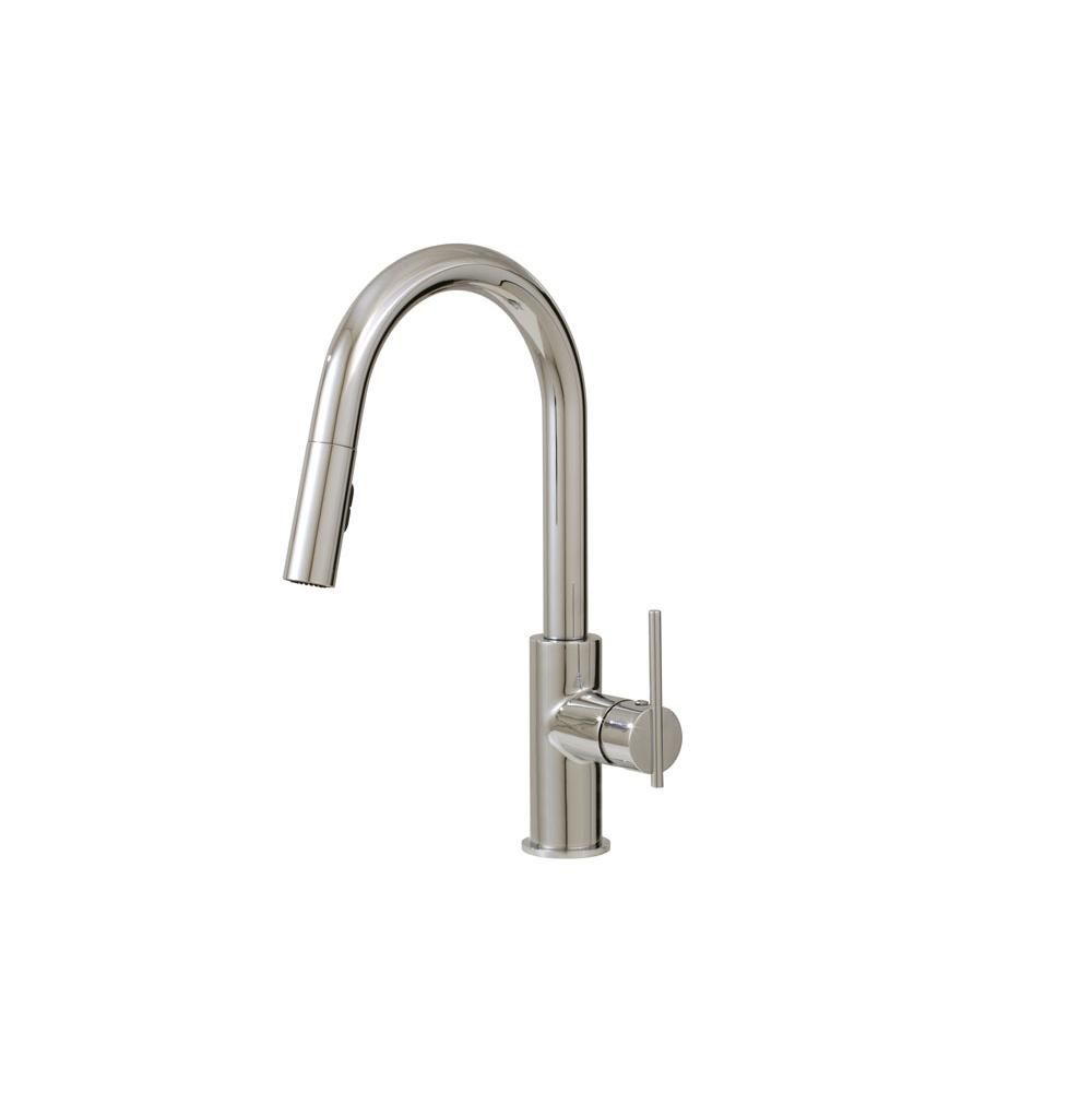Aquabrass Single Hole Kitchen Faucets item ABFK6045N520