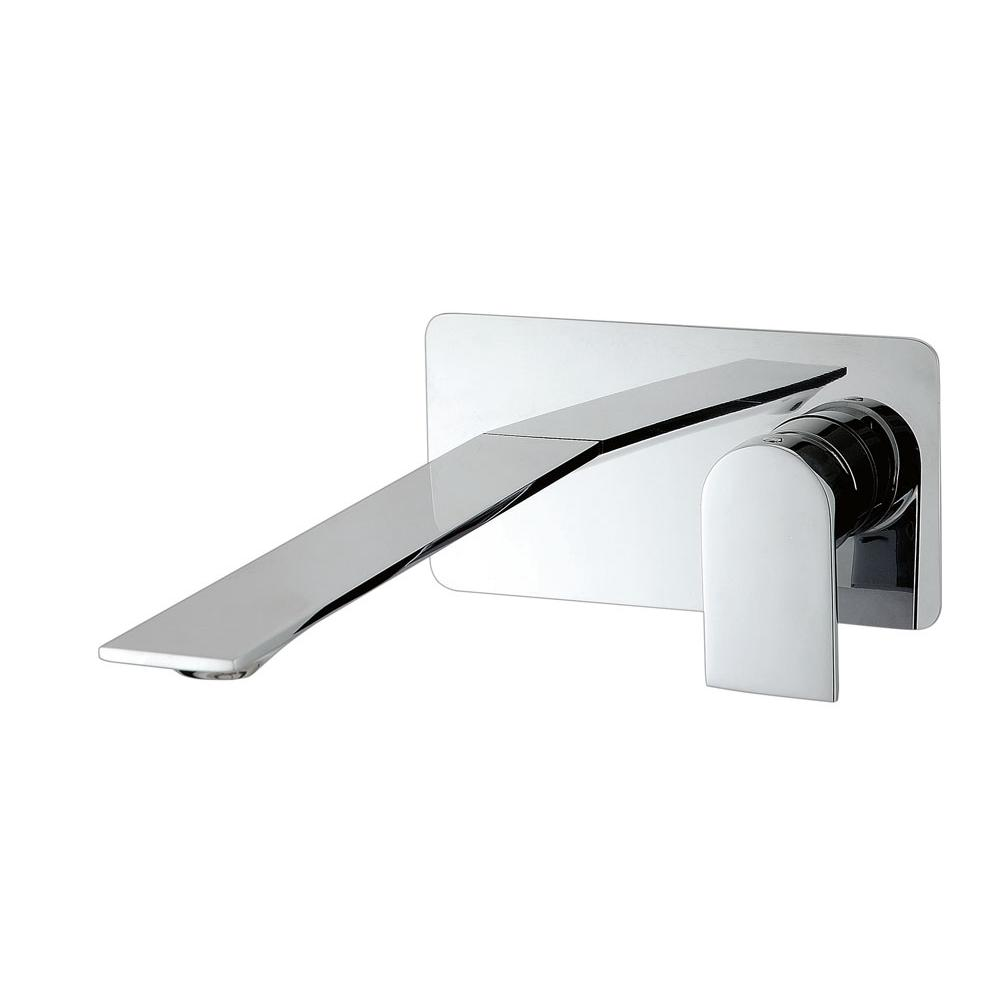 Aquabrass Wall Mounted Bathroom Sink Faucets item ABFB92029345