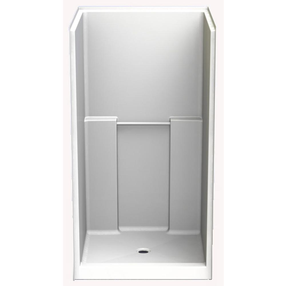 Aquatic Alcove Shower Enclosures item 1423CT-BO