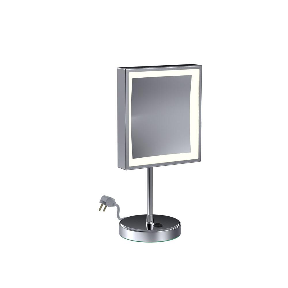 Baci Mirrors Magnifying Mirrors Bathroom Accessories item BJR-120-CHR