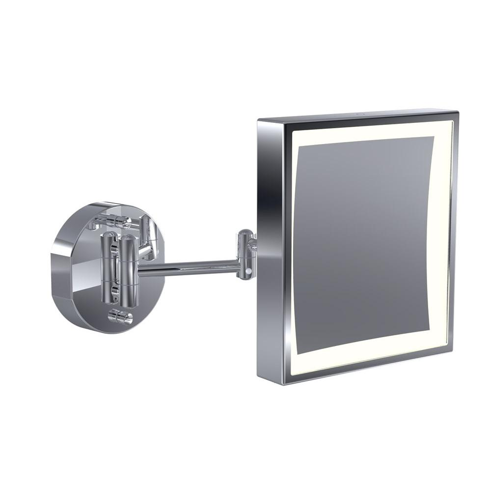 Baci Mirrors Magnifying Mirrors Bathroom Accessories item BJR-20-PN