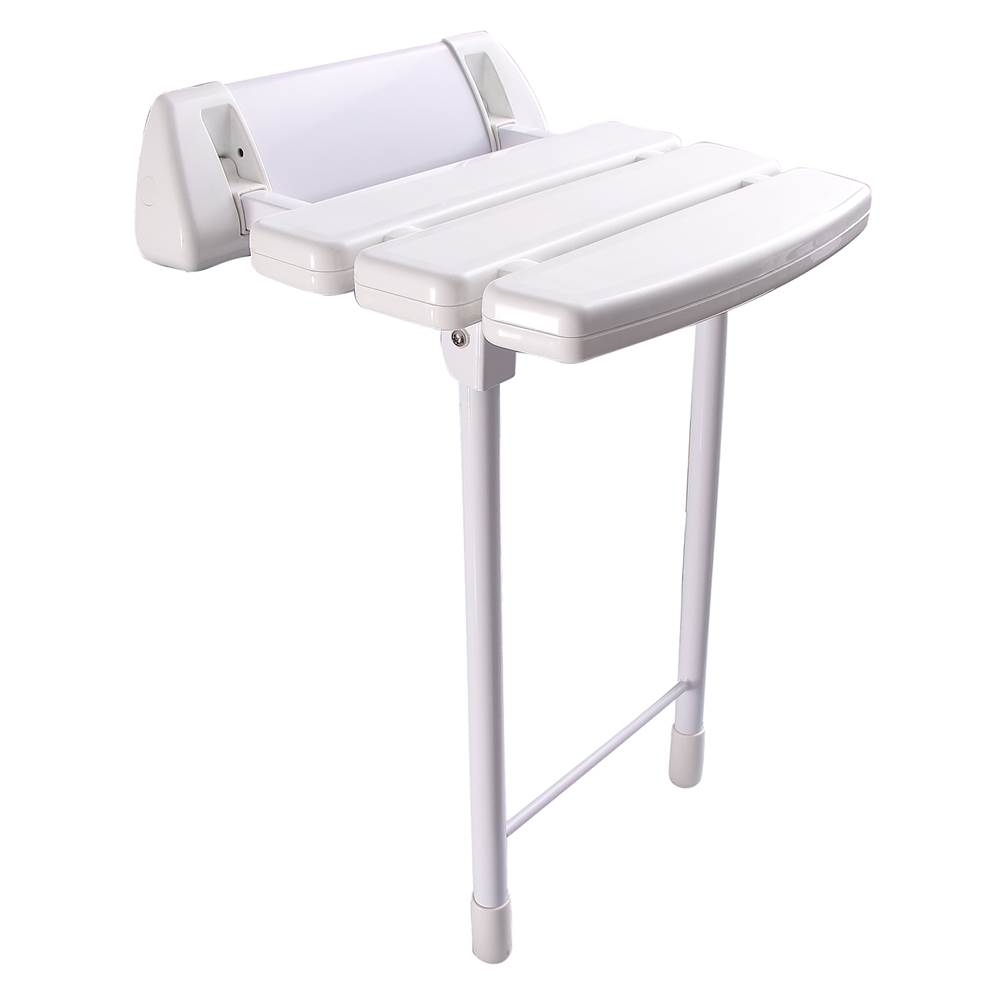 Barclay Shower Seats Shower Accessories item 6193-WH