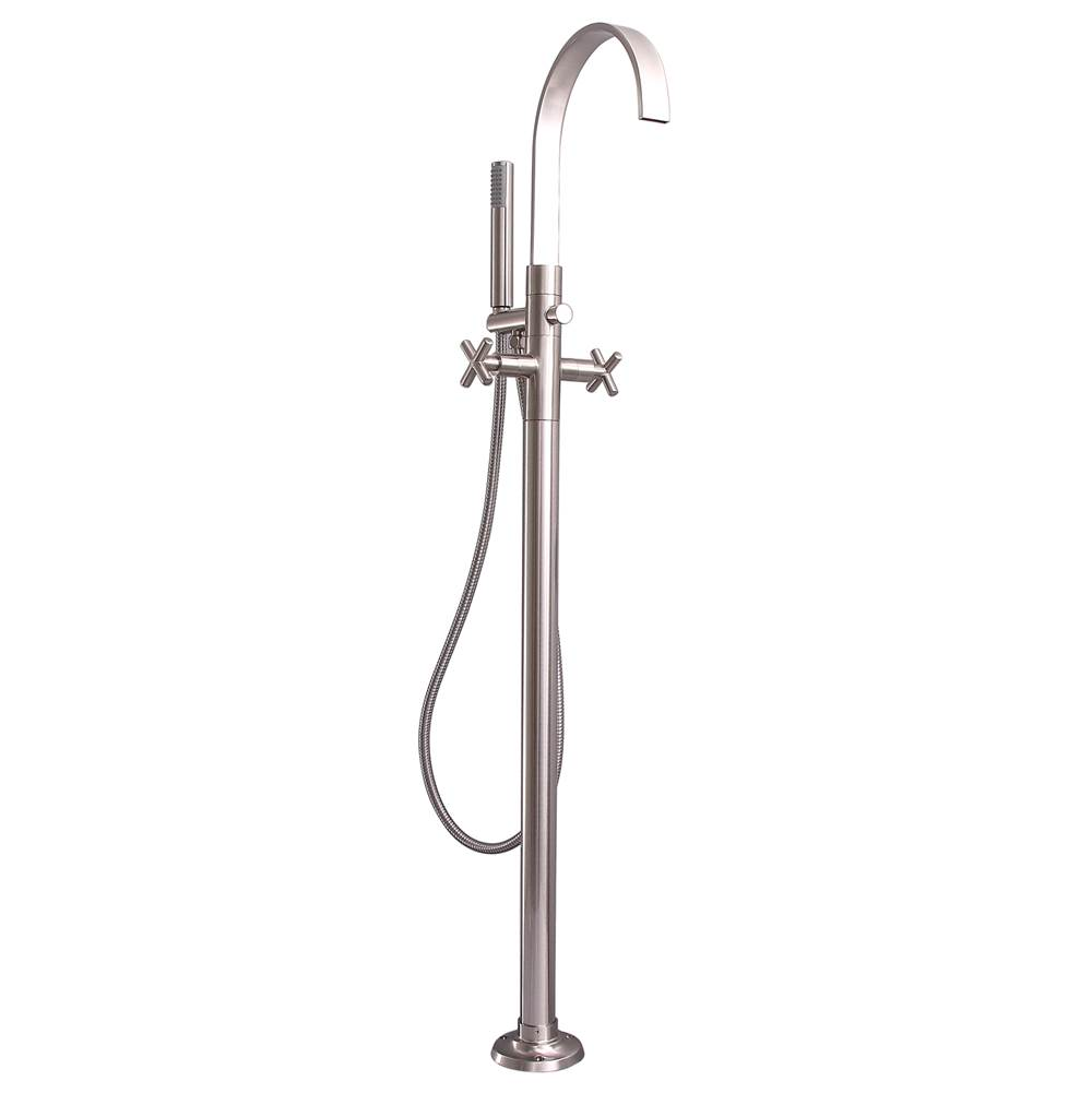 Barclay Freestanding Tub Fillers item 7954-MC-BN