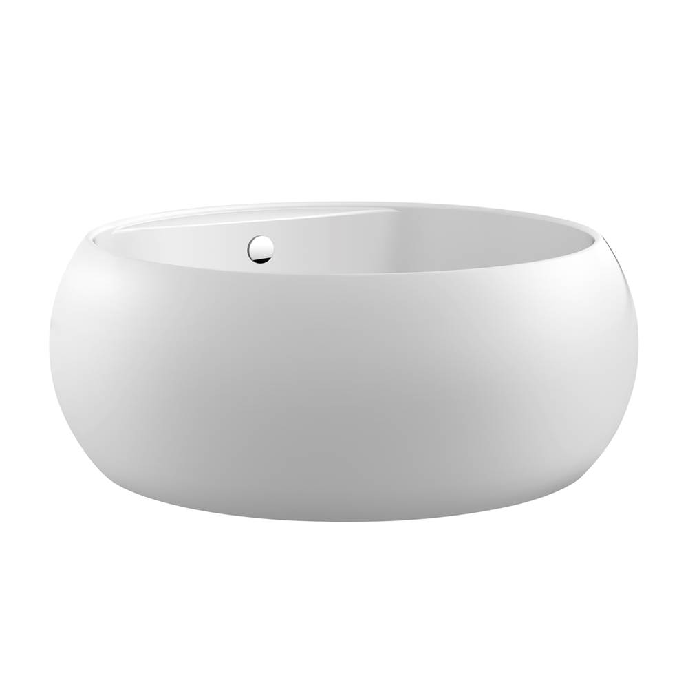 Barclay Free Standing Soaking Tubs item ATRNDN61-WH
