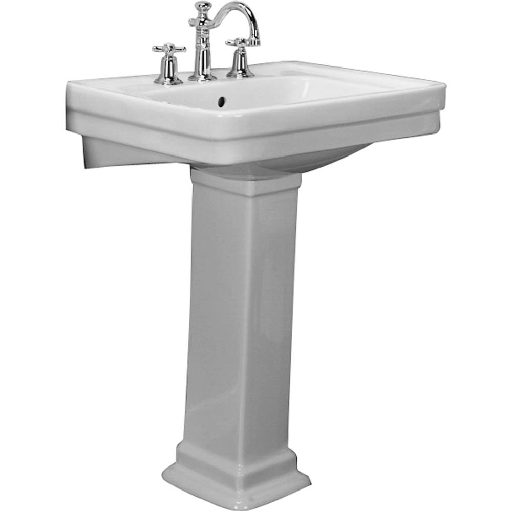 Barclay Complete Pedestal Bathroom Sinks item B/3-664BQ