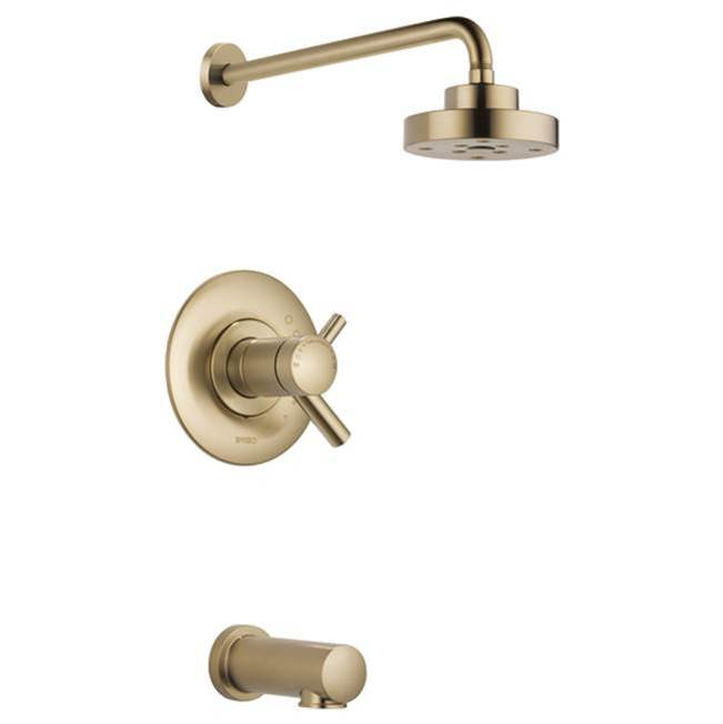 Brizo  Tub And Shower Faucets item T60475-GL