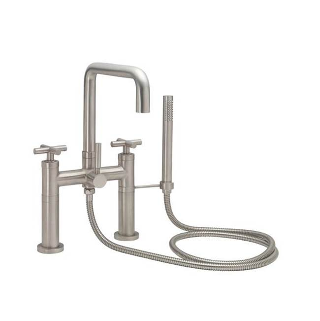 California Faucets Deck Mount Tub Fillers item 1208-70.20-USS