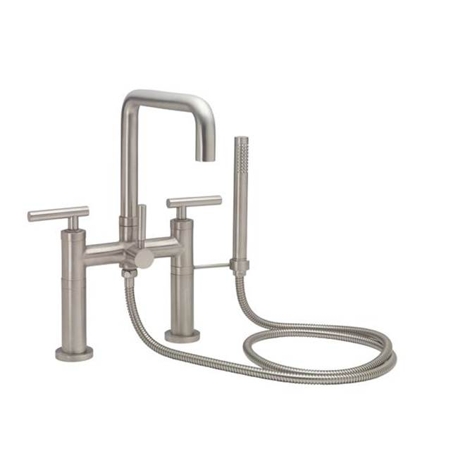 California Faucets Deck Mount Tub Fillers item 1208-66.20-GRP
