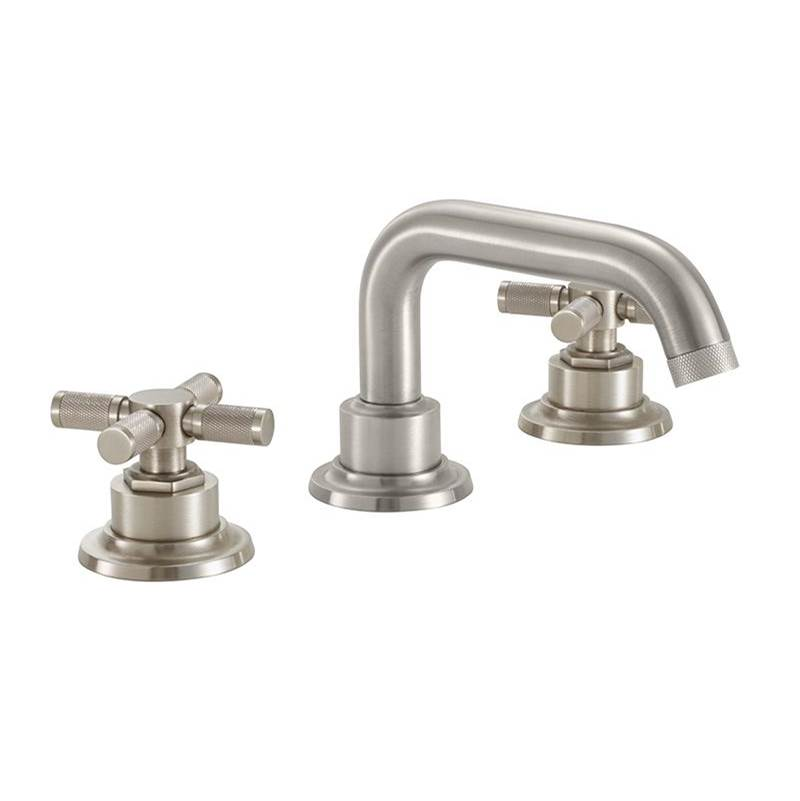 California Faucets Widespread Bathroom Sink Faucets item 3002XKZB-WHT