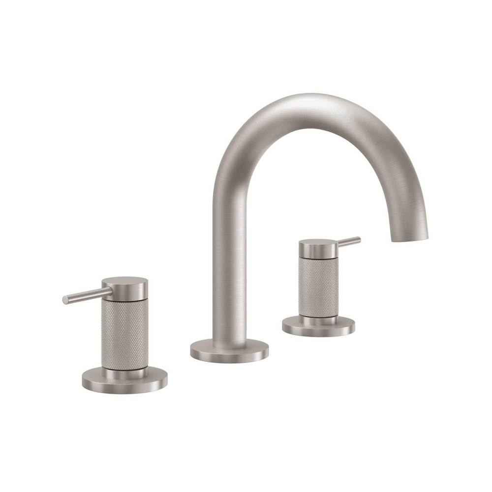 California Faucets Widespread Bathroom Sink Faucets item 5202MKZB-WHT