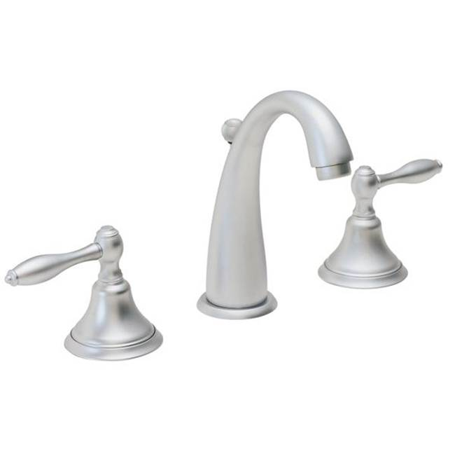 California Faucets Widespread Bathroom Sink Faucets item 6402ZB-PB