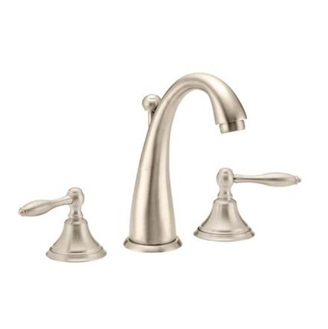 California Faucets Widespread Bathroom Sink Faucets item 6402ZF-PRB