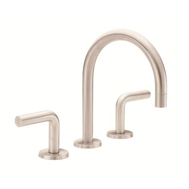 California Faucets Widespread Bathroom Sink Faucets item 7502ZB-PVD