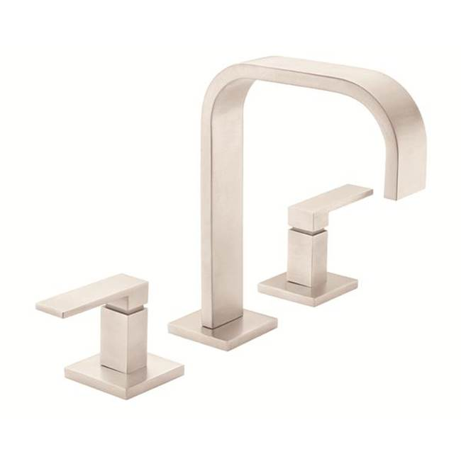California Faucets Widespread Bathroom Sink Faucets item 7802ZBF-PC