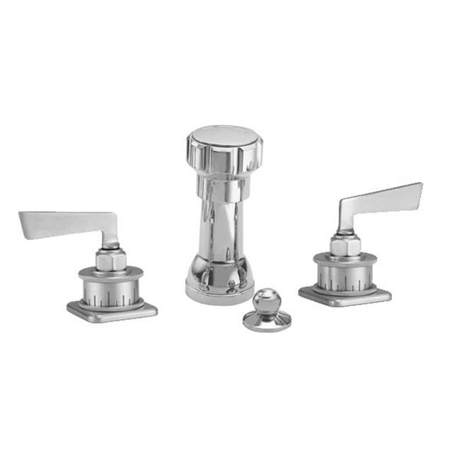 California Faucets  Bidet Faucets item 8504-MWHT