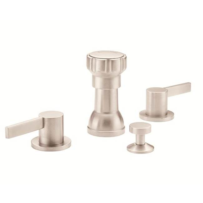 California Faucets  Bidet Faucets item E304-ACF