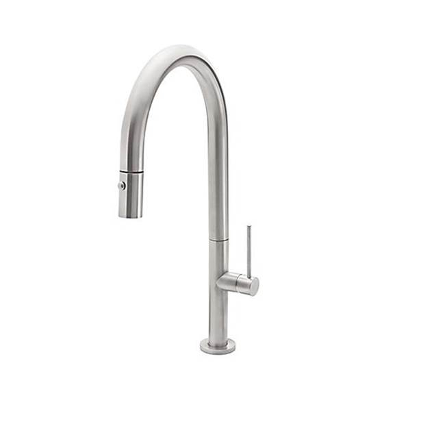 California Faucets Pull Down Faucet Kitchen Faucets item K50-102-BSST-CB