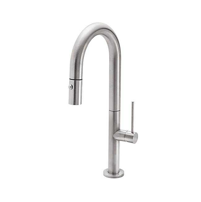California Faucets  Bar Sink Faucets item K50-101-SST-PN