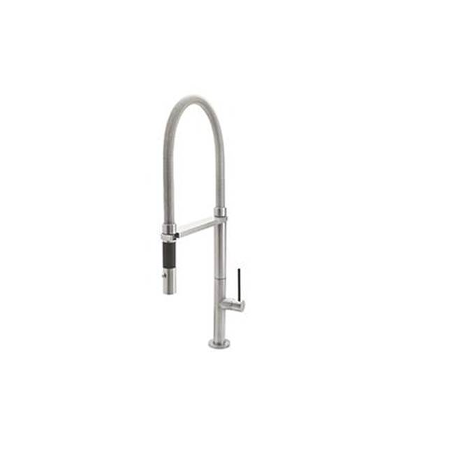 California Faucets Pull Out Faucet Kitchen Faucets item K50-150-XX-PBU