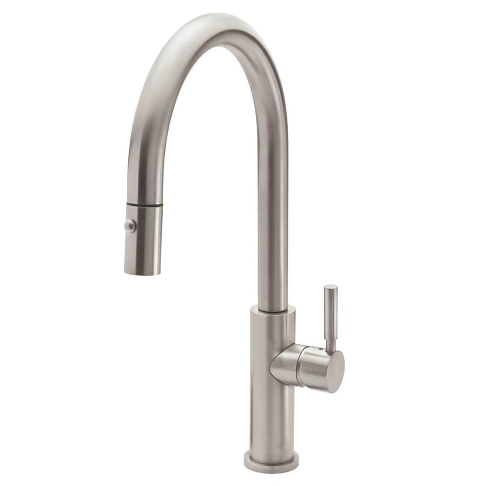California Faucets Pull Down Faucet Kitchen Faucets item K51-100-ST-SN