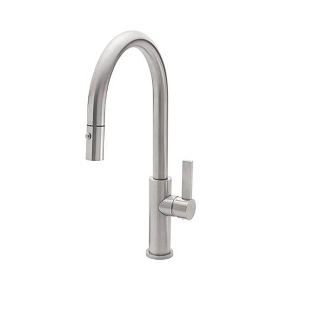 Pulldown kitchen faucet California Faucets   Grove Supply Inc ...