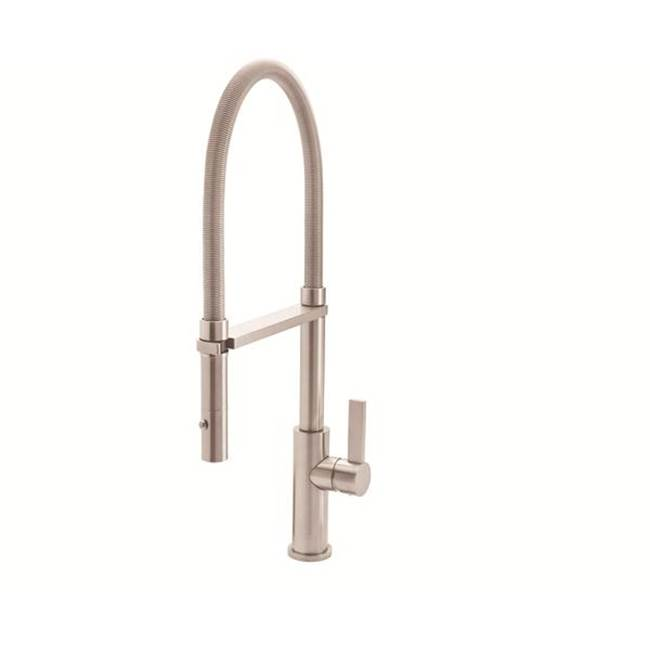 California Faucets Pull Out Faucet Kitchen Faucets item K51-150-FB-ACF
