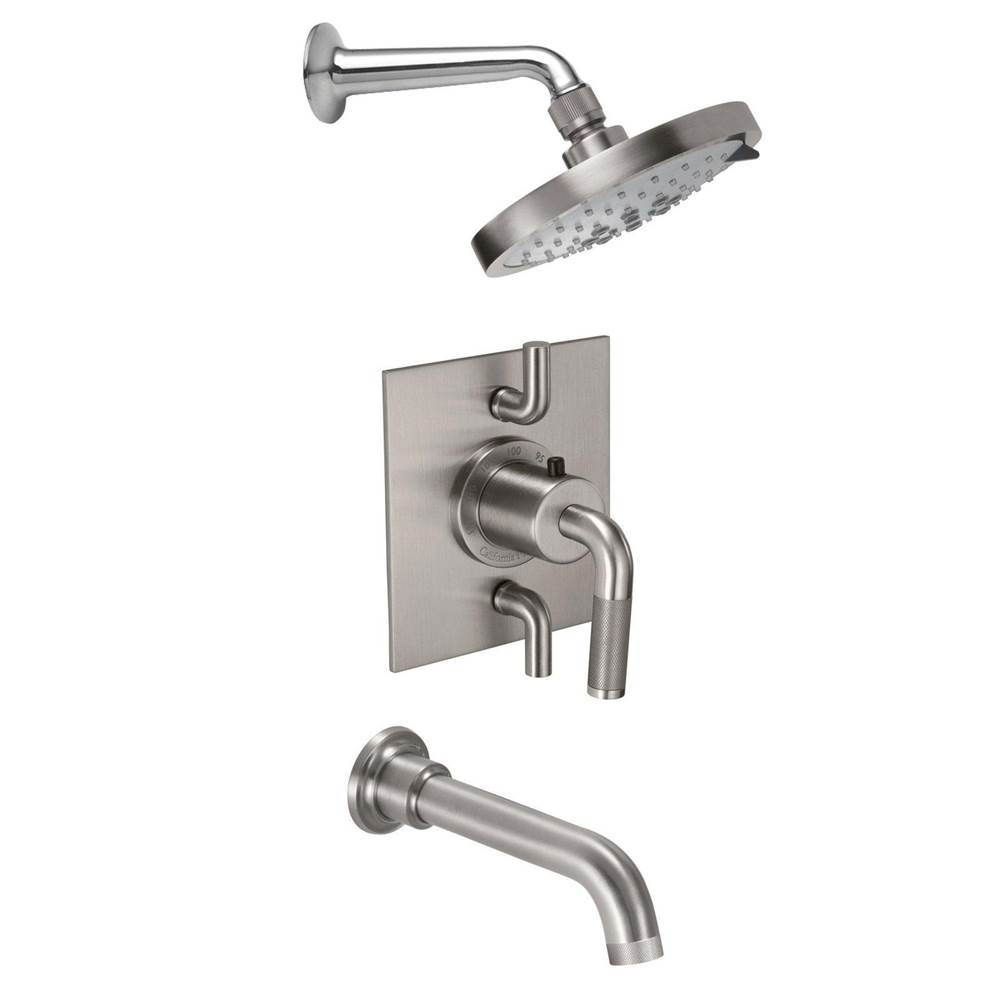 California Faucets Trims Tub And Shower Faucets item KT05-30K.18-BTB