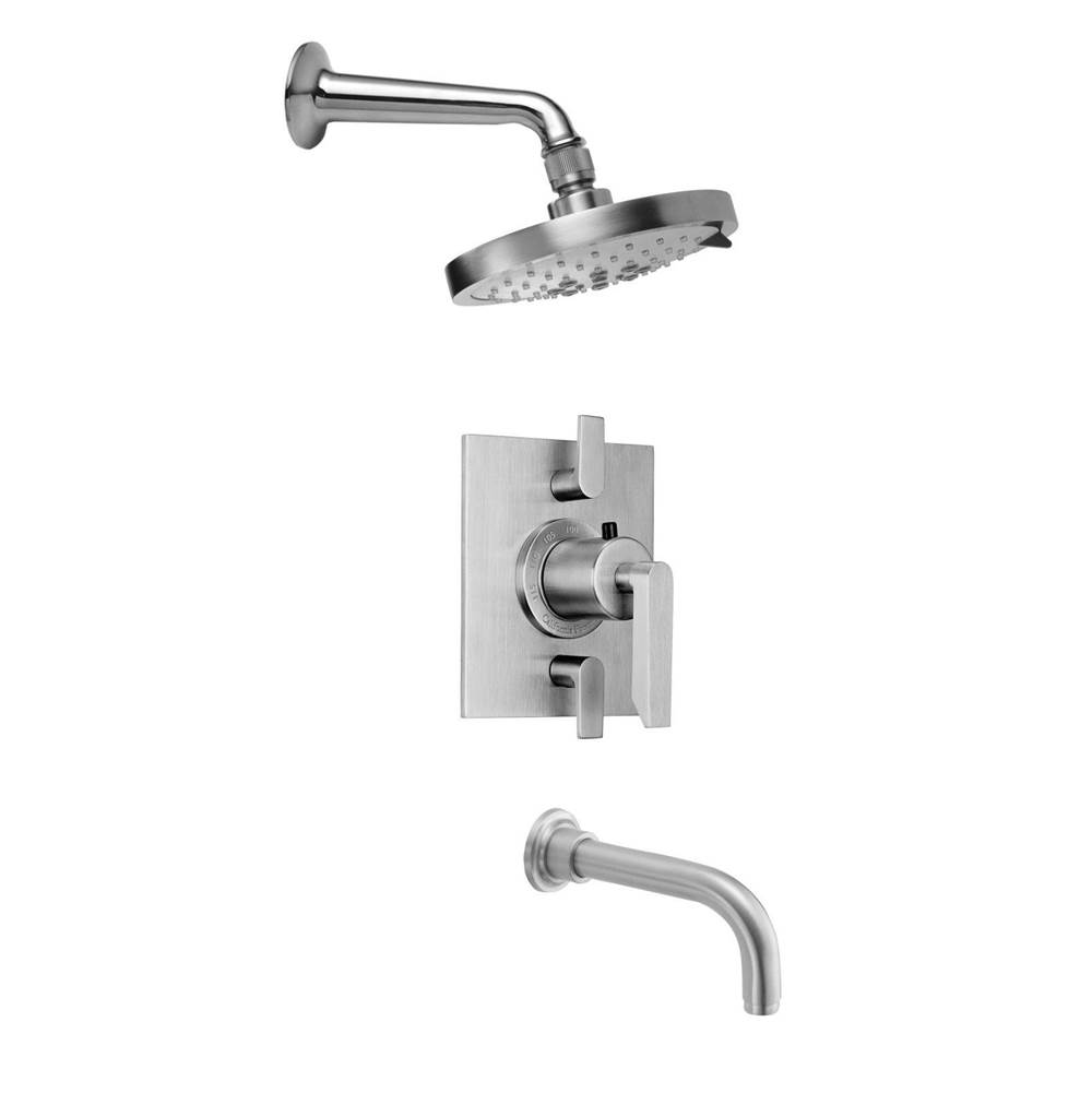 California Faucets Trims Tub And Shower Faucets item KT05-45.25-GRP