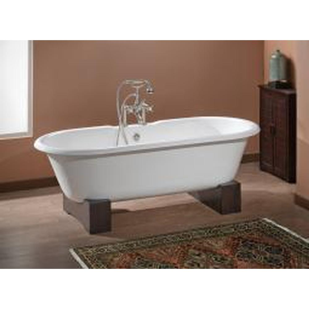 Cheviot Products Free Standing Soaking Tubs item 2110-WW-8-WH