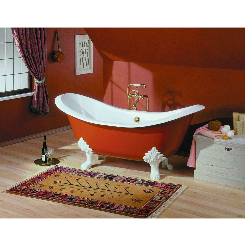 Cheviot Products  Soaking Tubs item 2114-WC-6-WH