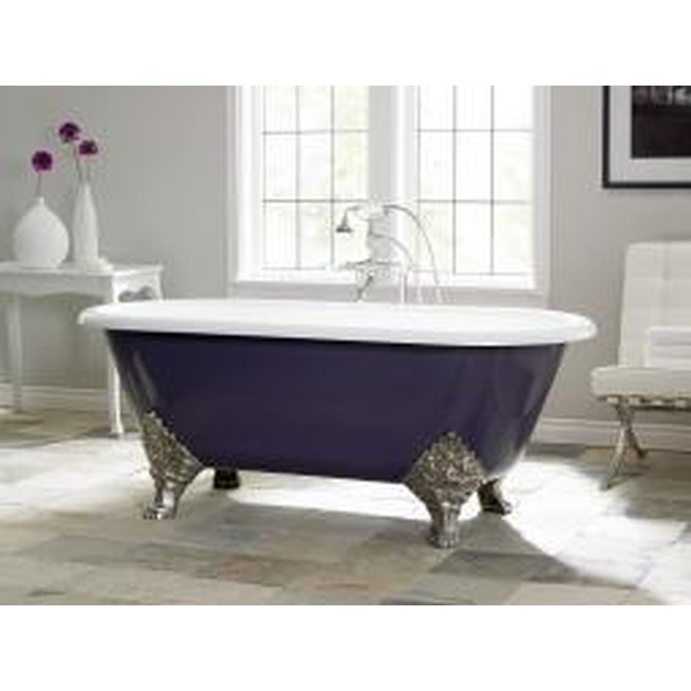 Cheviot Products Clawfoot Soaking Tubs item 2160-WC-6-AB