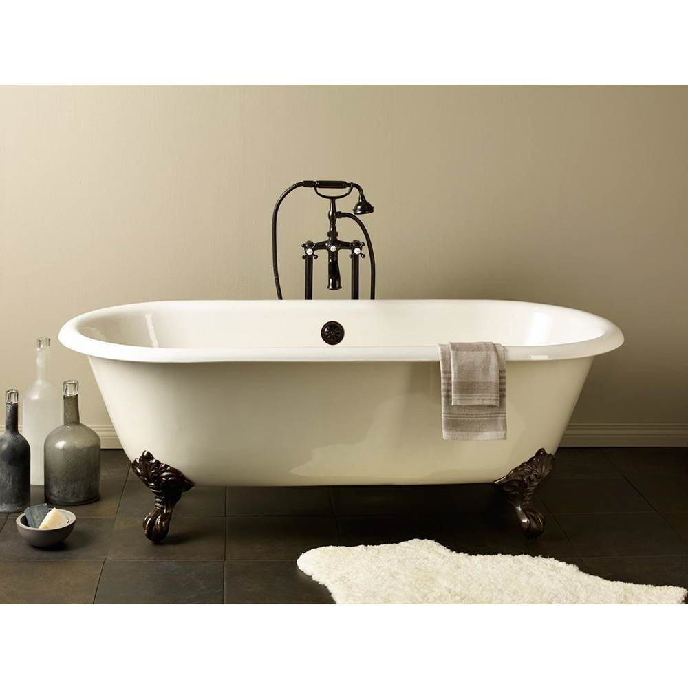 Cheviot Products Clawfoot Soaking Tubs item 2110-BC-7-PN