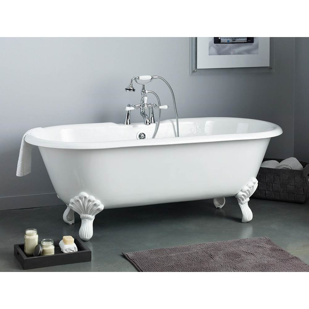 Cheviot Products Clawfoot Soaking Tubs item 2170-BB-6-BN