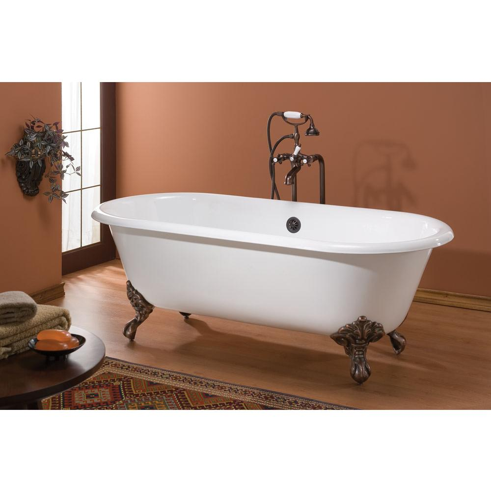 Cheviot Products Free Standing Soaking Tubs item 2126-WC-7-PB