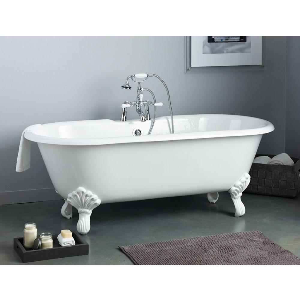 Cheviot Products Clawfoot Soaking Tubs item 2170-WC-8-WH