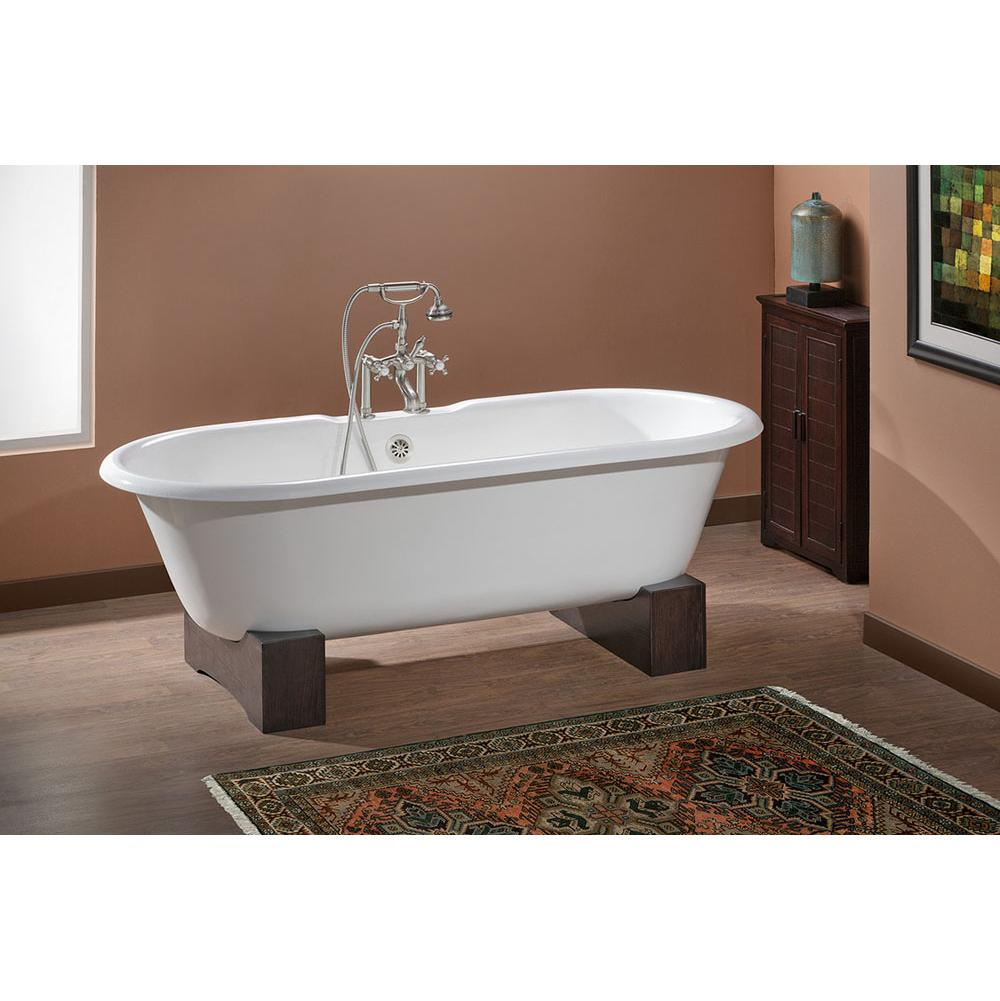 Cheviot Products Free Standing Soaking Tubs item 2126-WC-7-FO