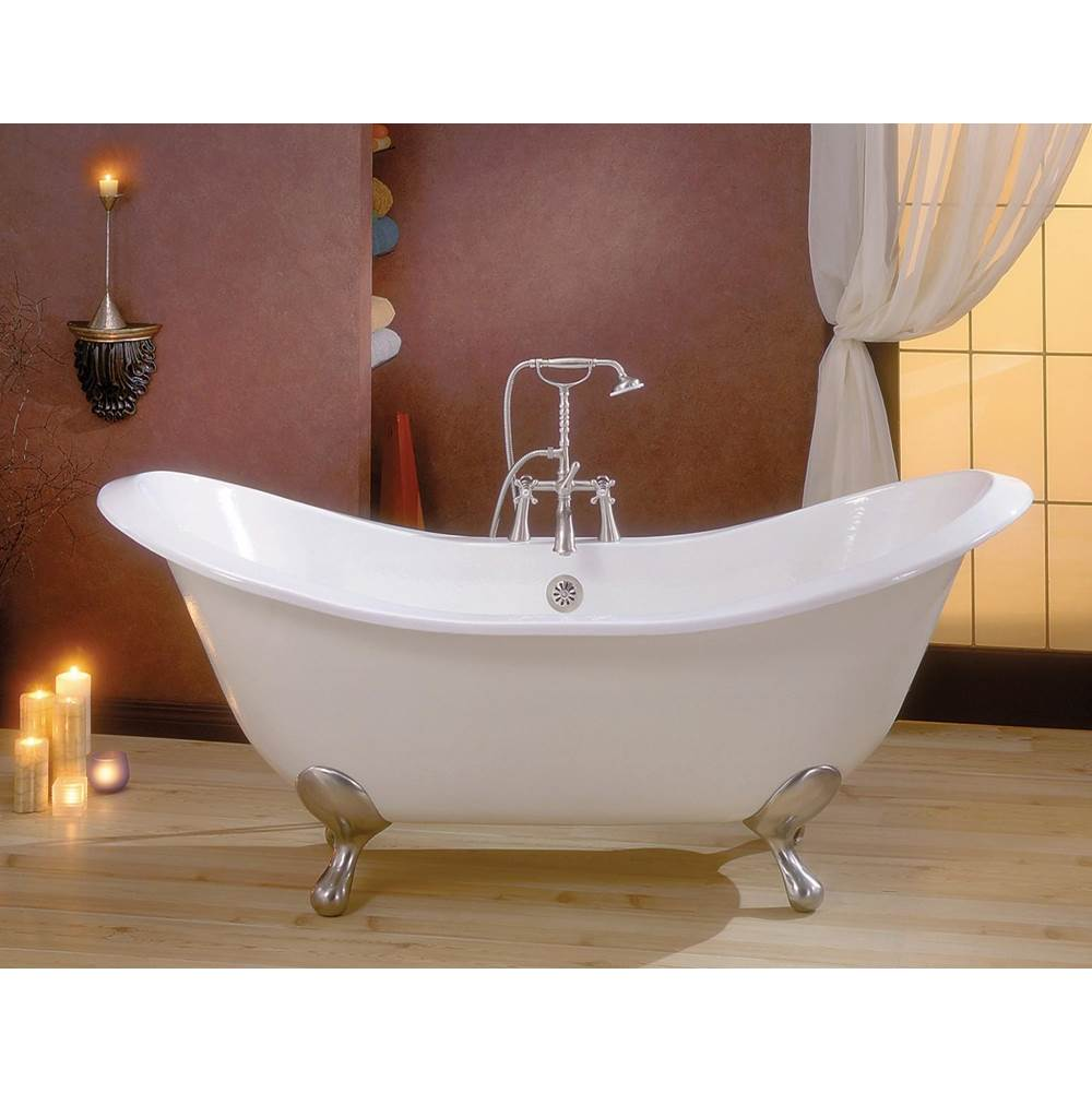 Cheviot Products Clawfoot Soaking Tubs item 2166-WW-PB-8