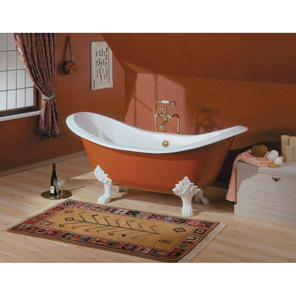 Cheviot Products Free Standing Soaking Tubs item 2167-WW-AB-8