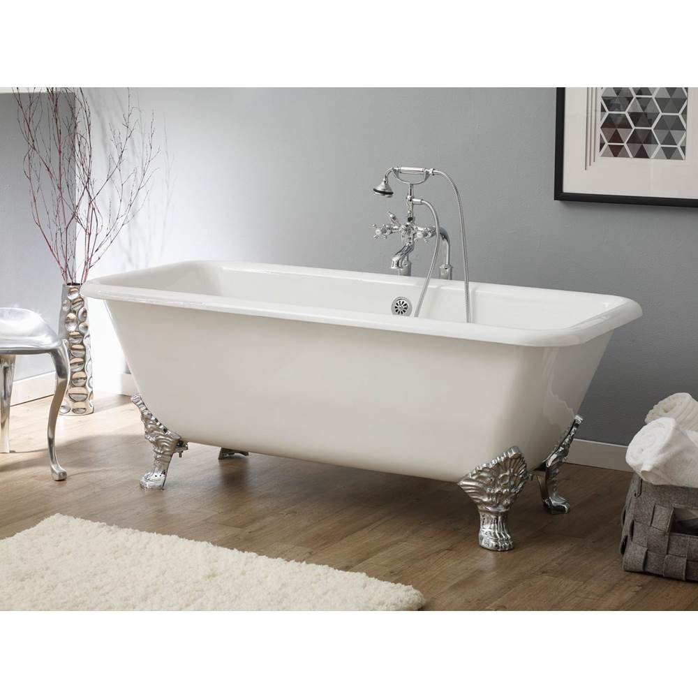 Cheviot Products Clawfoot Soaking Tubs item 2173-WW-PB