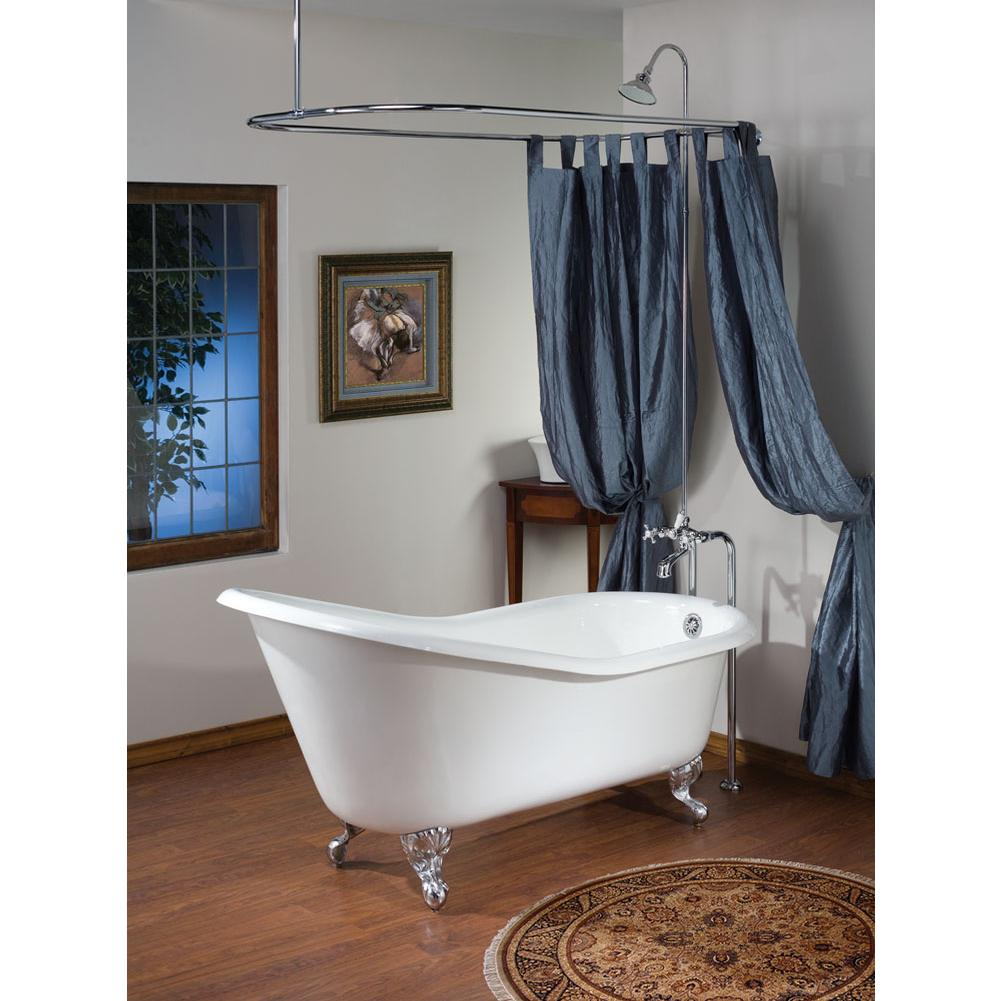 Cheviot Products Clawfoot Soaking Tubs item 2132-WC-PB