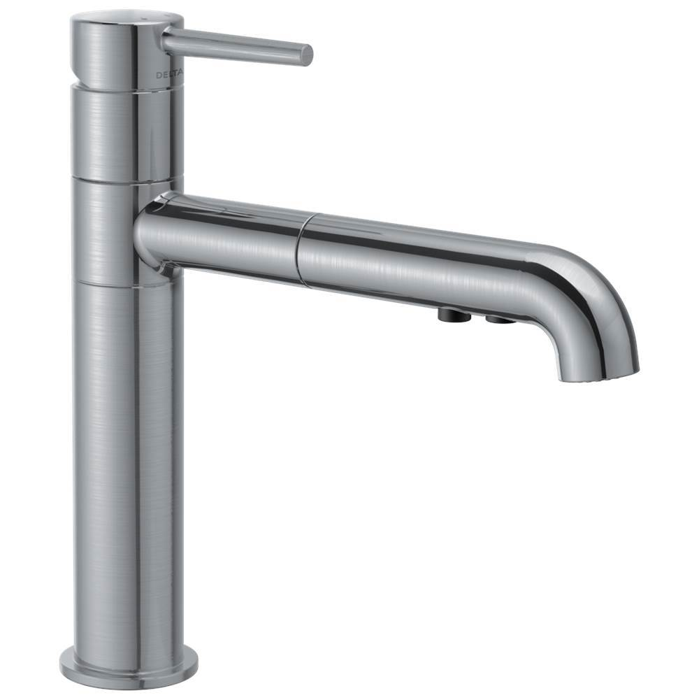 Pullout Kitchen Faucet Delta Faucet Grove Supply Inc