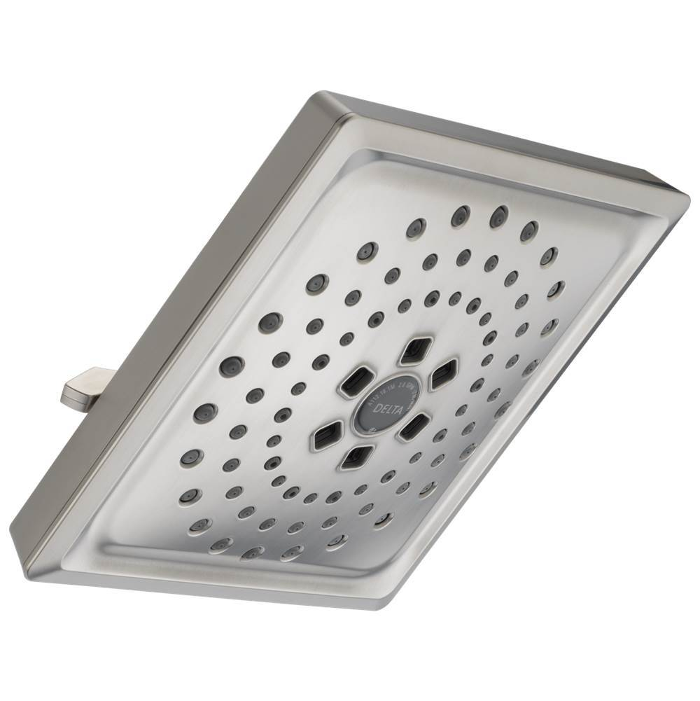 Delta Faucet Showers Shower Heads Steel | Grove Supply Inc ...