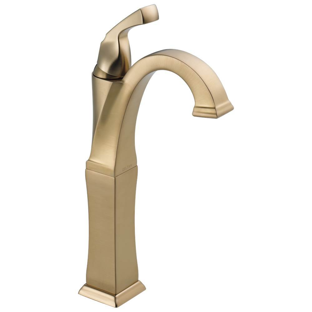 Delta Faucet Vessel Bathroom Sink Faucets item 751-CZ-DST
