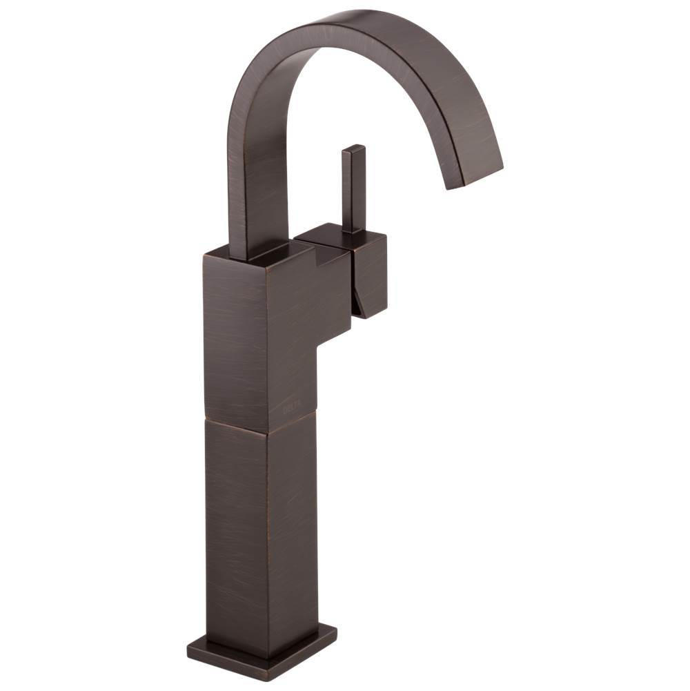 Delta Faucet Vessel Bathroom Sink Faucets item 753LF-RB