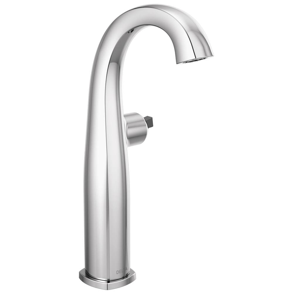 Delta Faucet Vessel Bathroom Sink Faucets item 777-LHP-DST