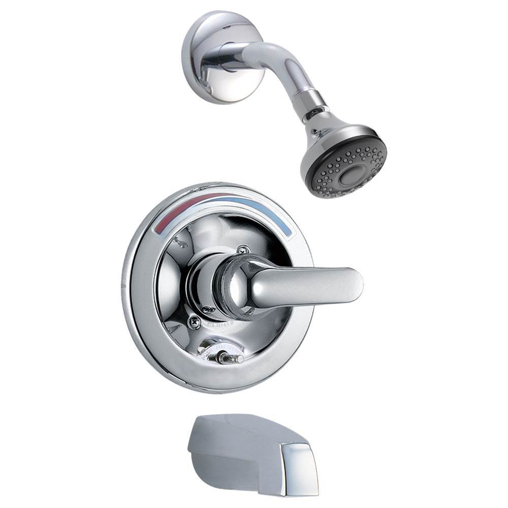 Delta Faucet Tub And Shower Faucets Chrome | Grove Supply Inc ...
